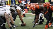 Cincinnati Bengals 24, Ravens 16