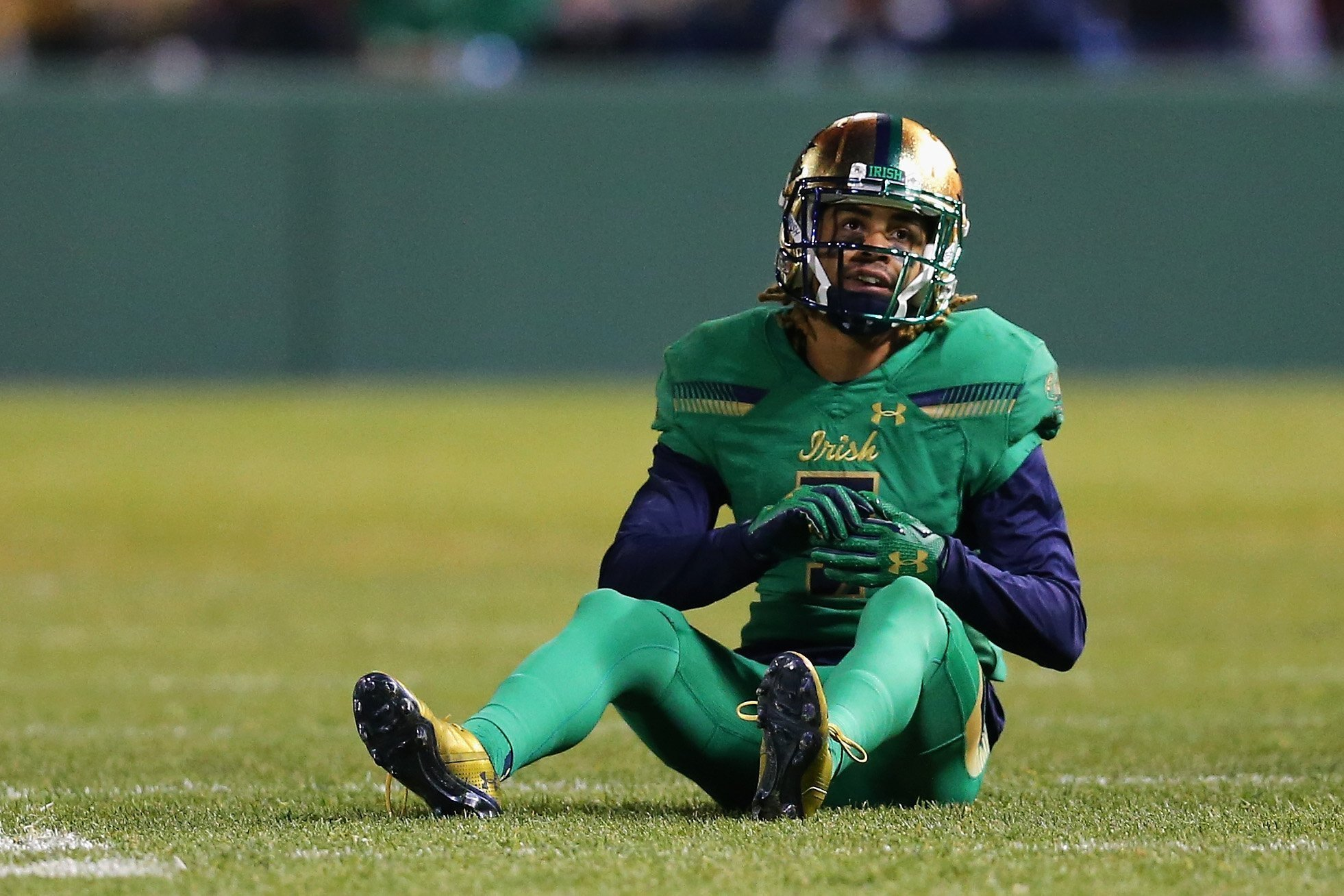 Notre Dame WR Will Fuller declares for NFL draft - Capital Gazette