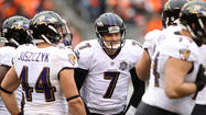 Mike Preston grades the Ravens' loss to the Bengals