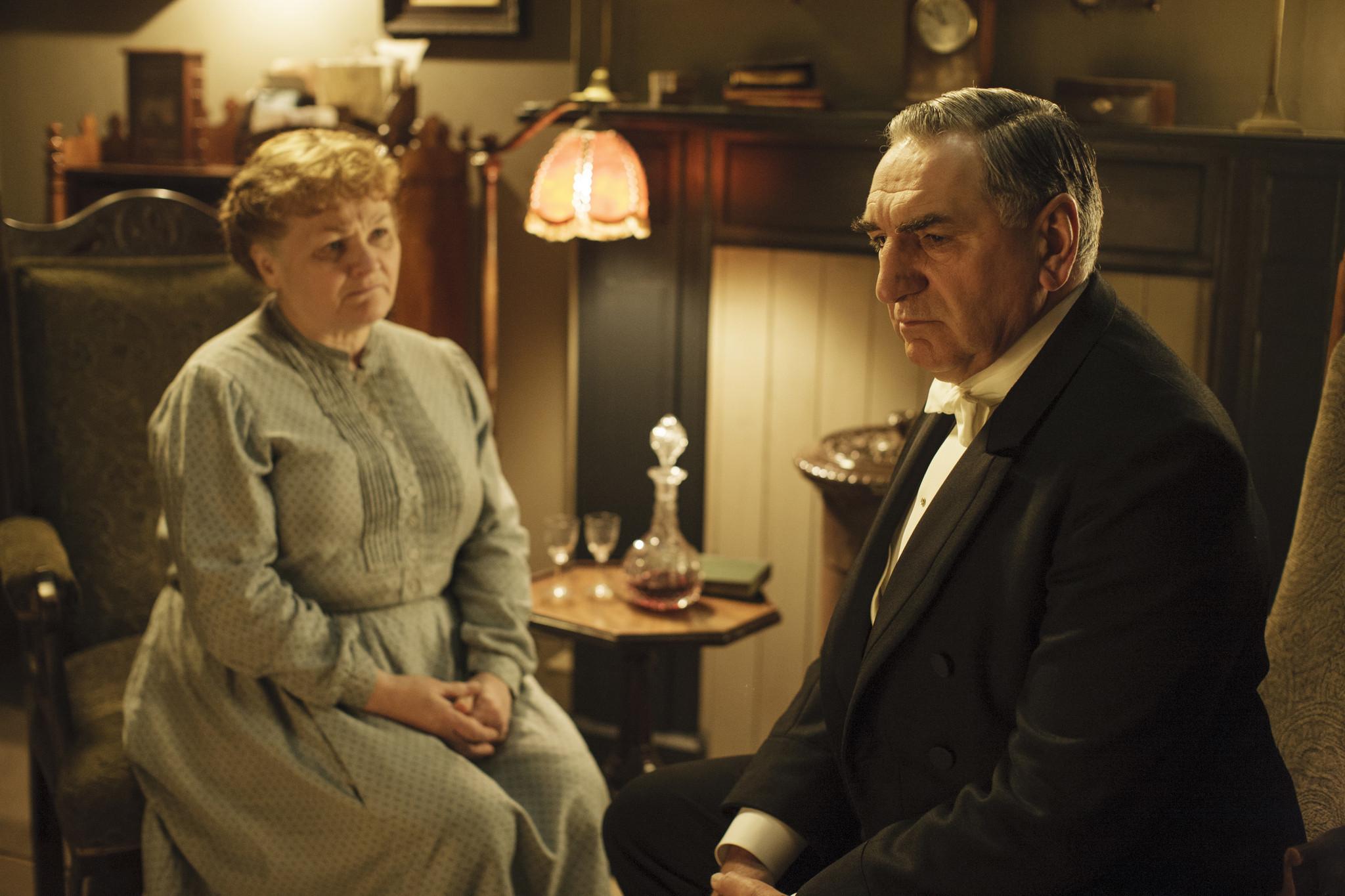 downton abbey season 6 premiere recap the future is unwritten baltimore sun - Downton Abbey Christmas Special
