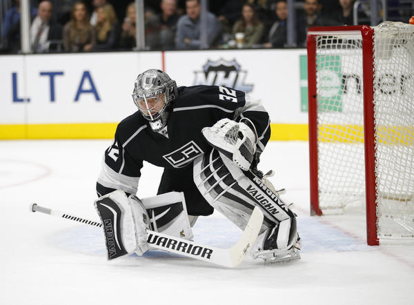Kings Goalie Jonathan Quick Is Pursuing All-time Record
