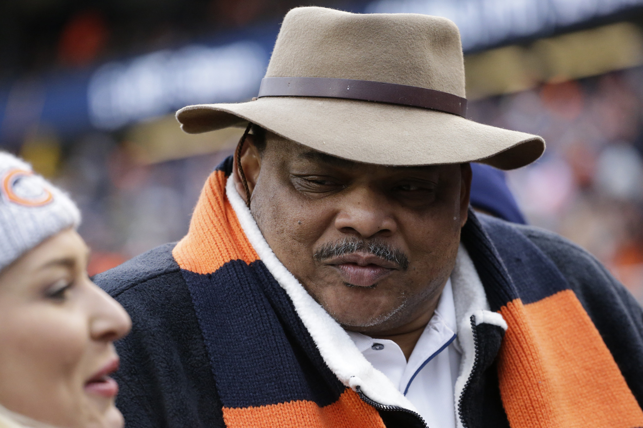 William 'Refrigerator' Perry returns to Soldier Field: 'It ...