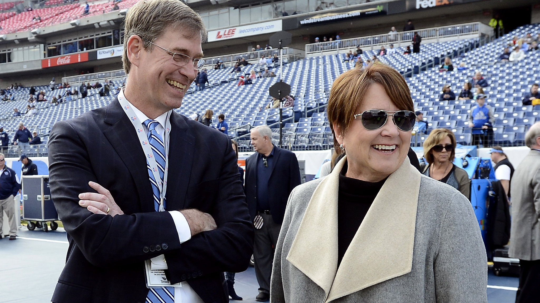 NFL Black Monday: Tennessee Titans fire GM Ruston Webster