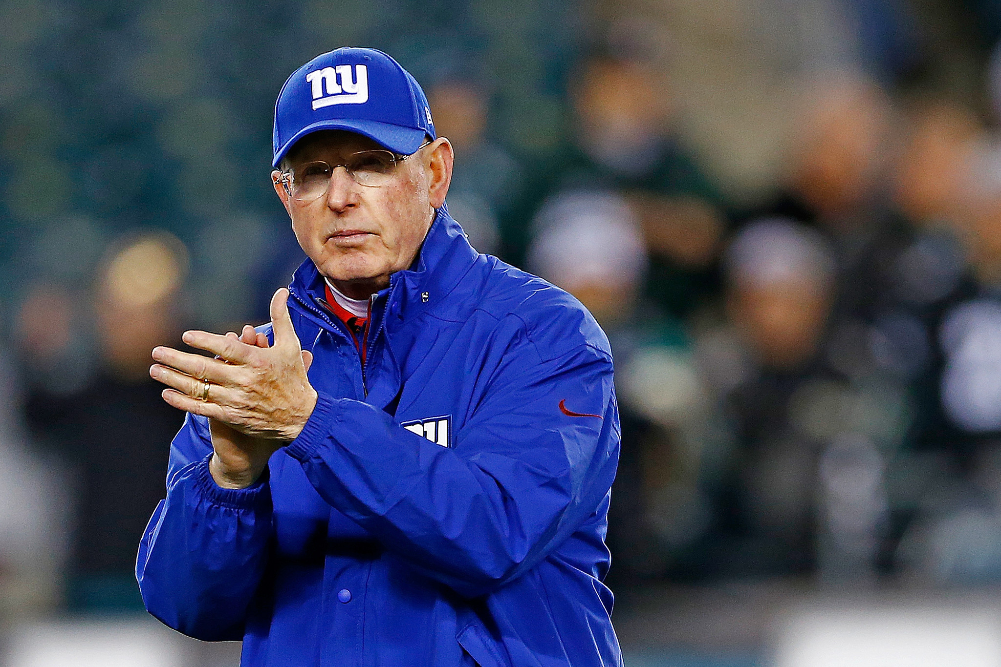 Two-time Super Bowl winner Tom Coughlin resigns as Giants coach