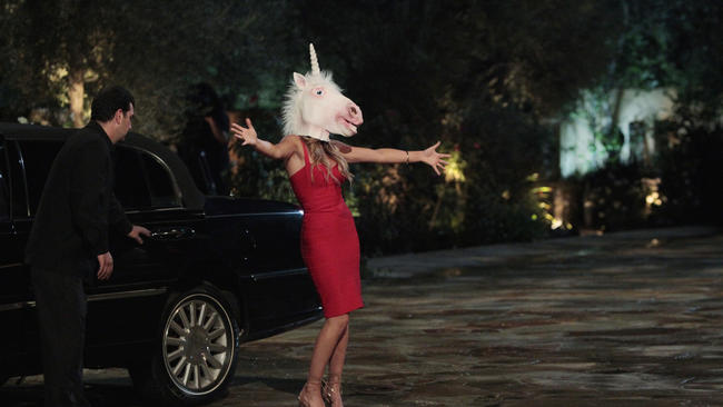 Sheaffer Told Me To The Bachelor Episode 1 Recap:  A Miniature Horse, a Unicorn, and a Russian Walk Into a Mansion.....
