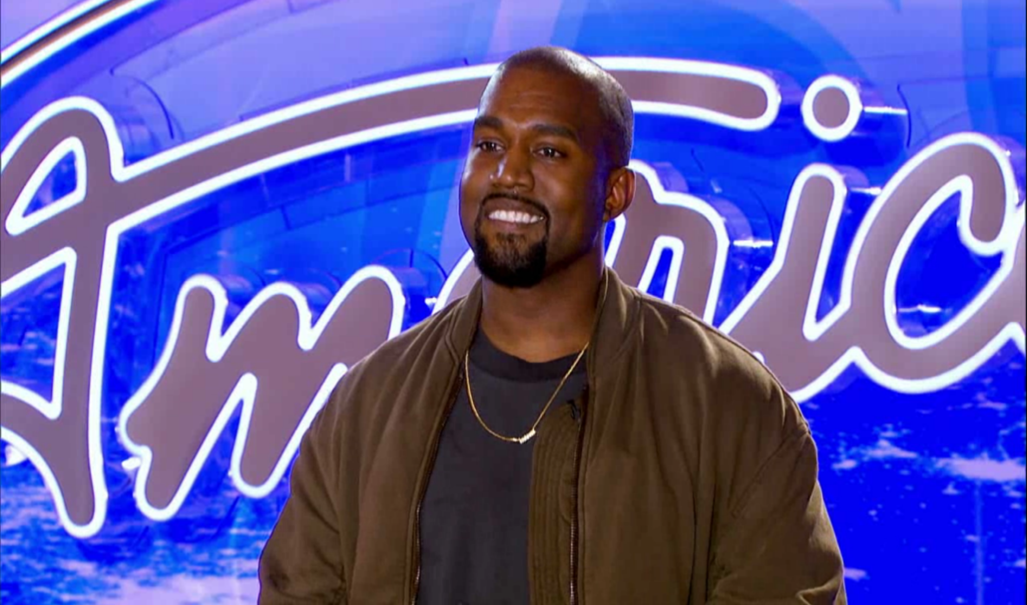 Watch Kanye West\'s endearing (and fake) \'American Idol\' audition ...