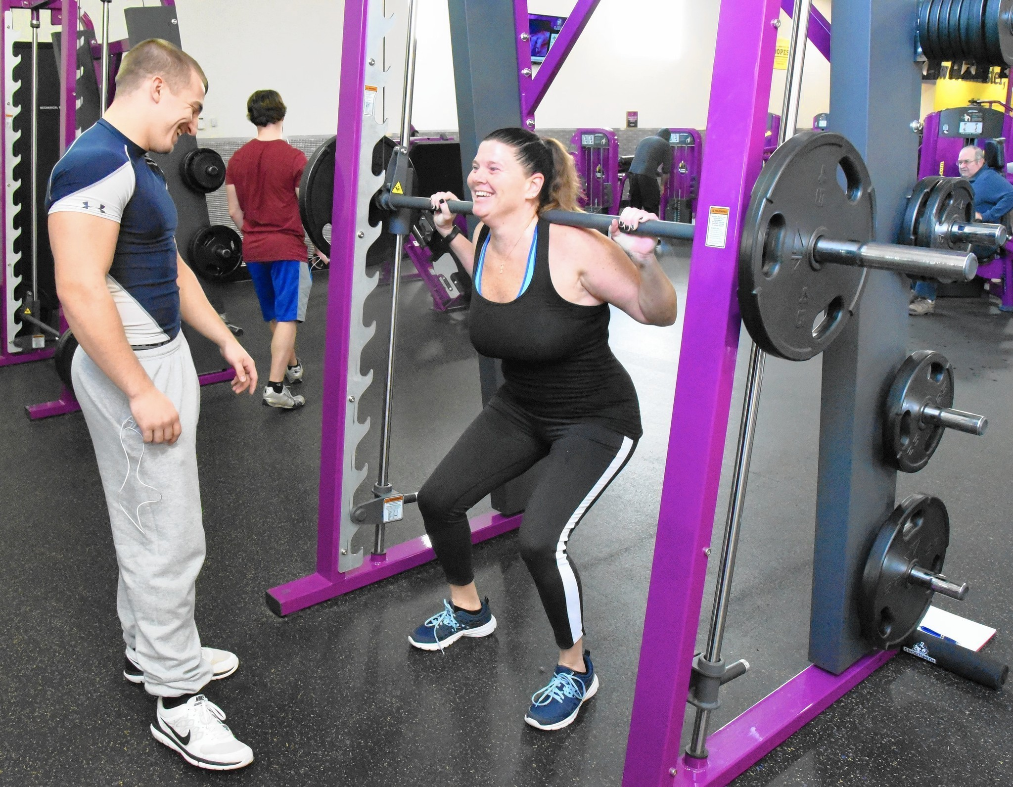 resolute new years resolution fitness carroll county times
