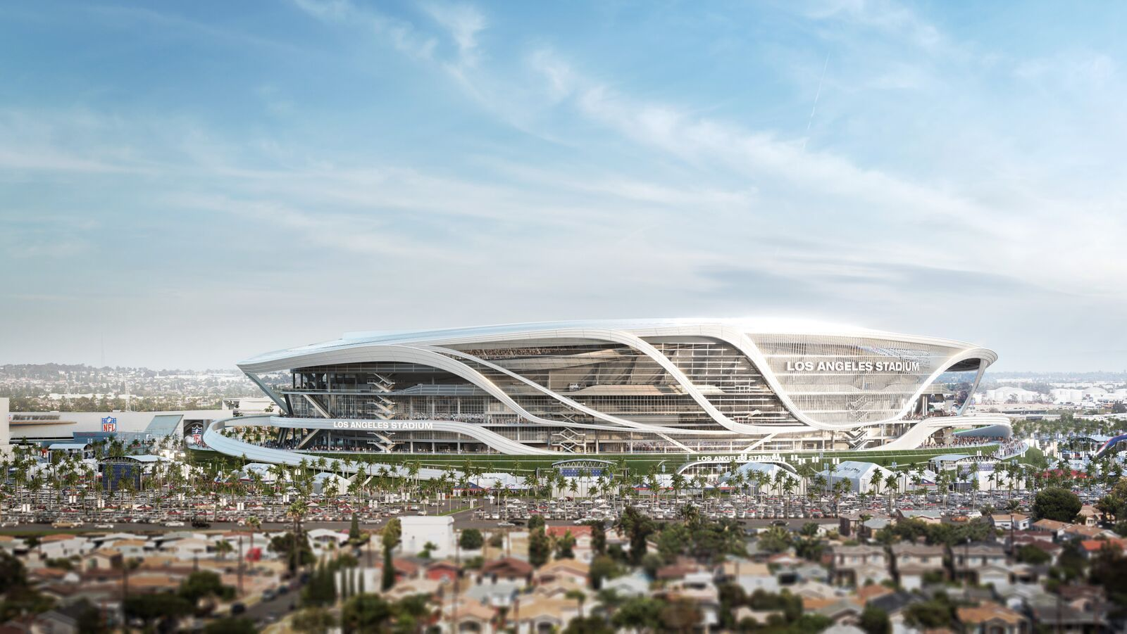 Chargers Raiders And Rams Submit Relocation Applications