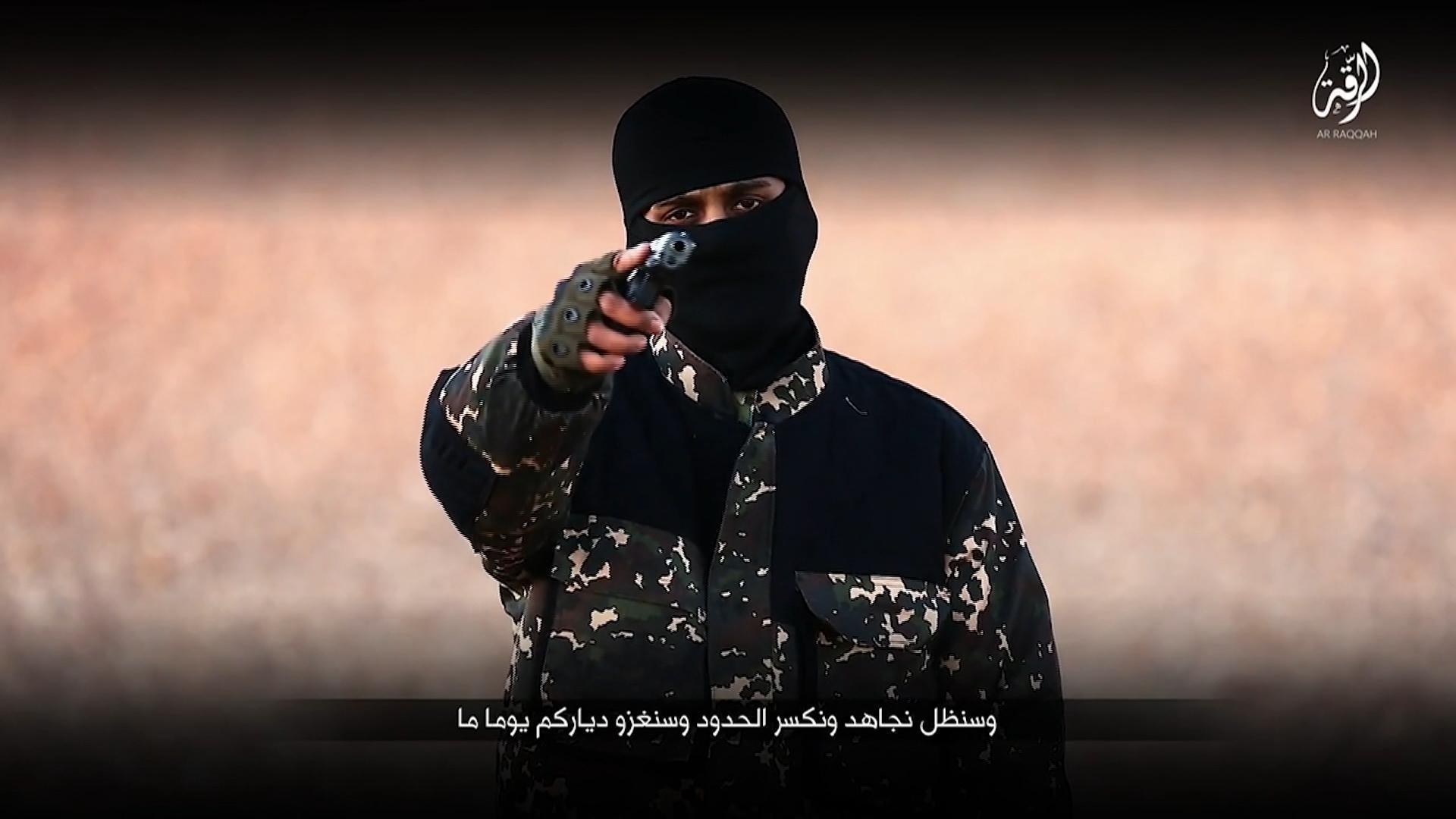 Latest Islamic State execution video features new 'Jihadi John'