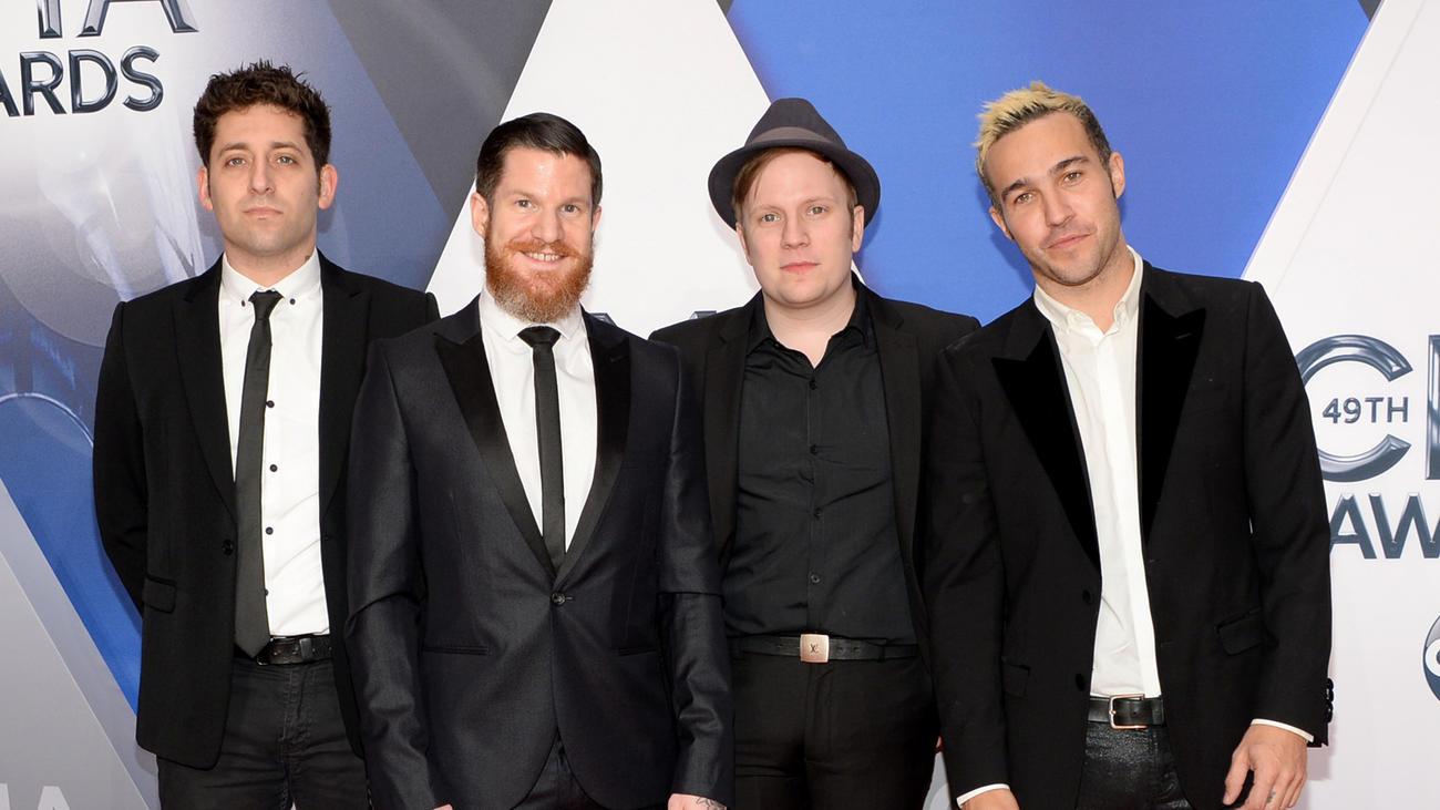 Feb. 27 - Fall Out Boy