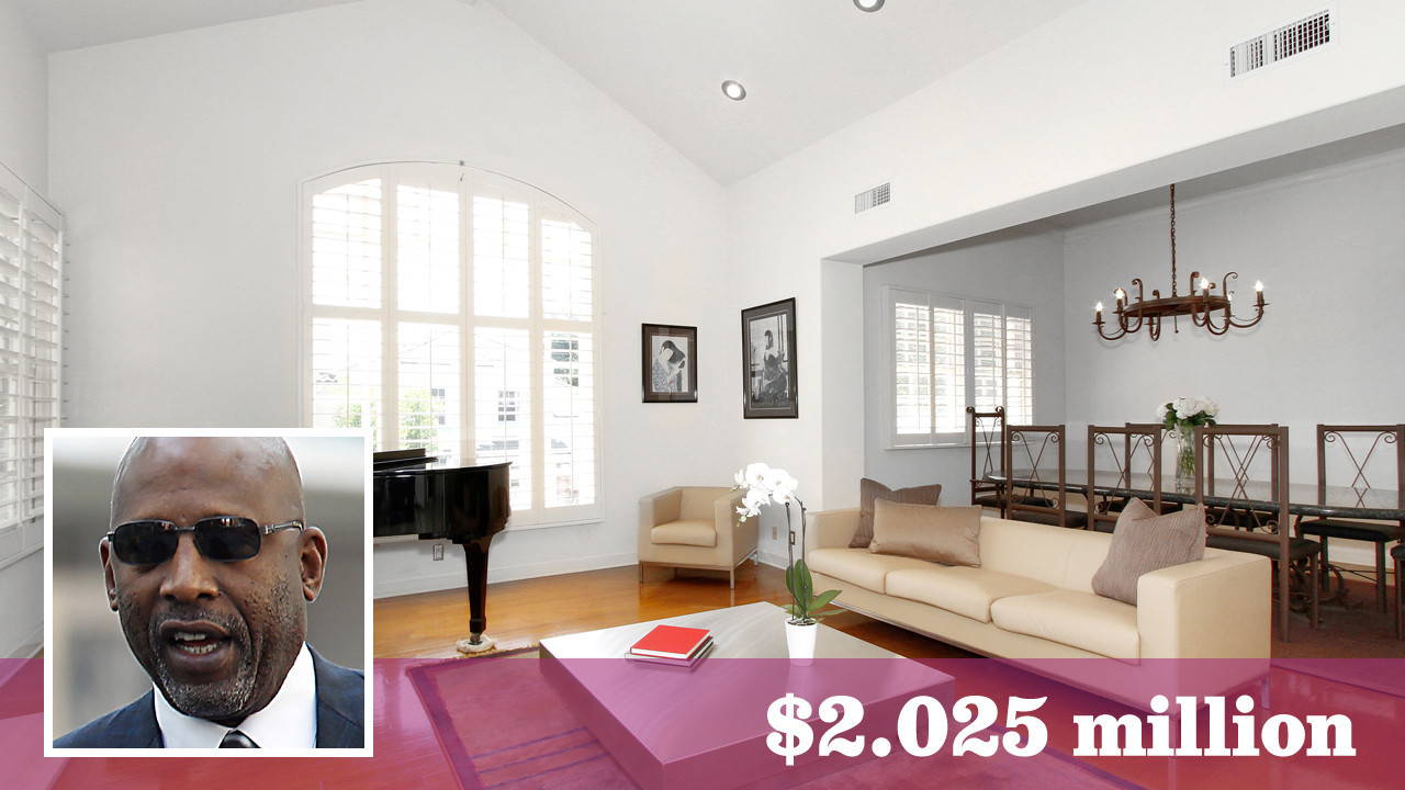 Lakers great James Worthy s about $2 million for Bel Air home