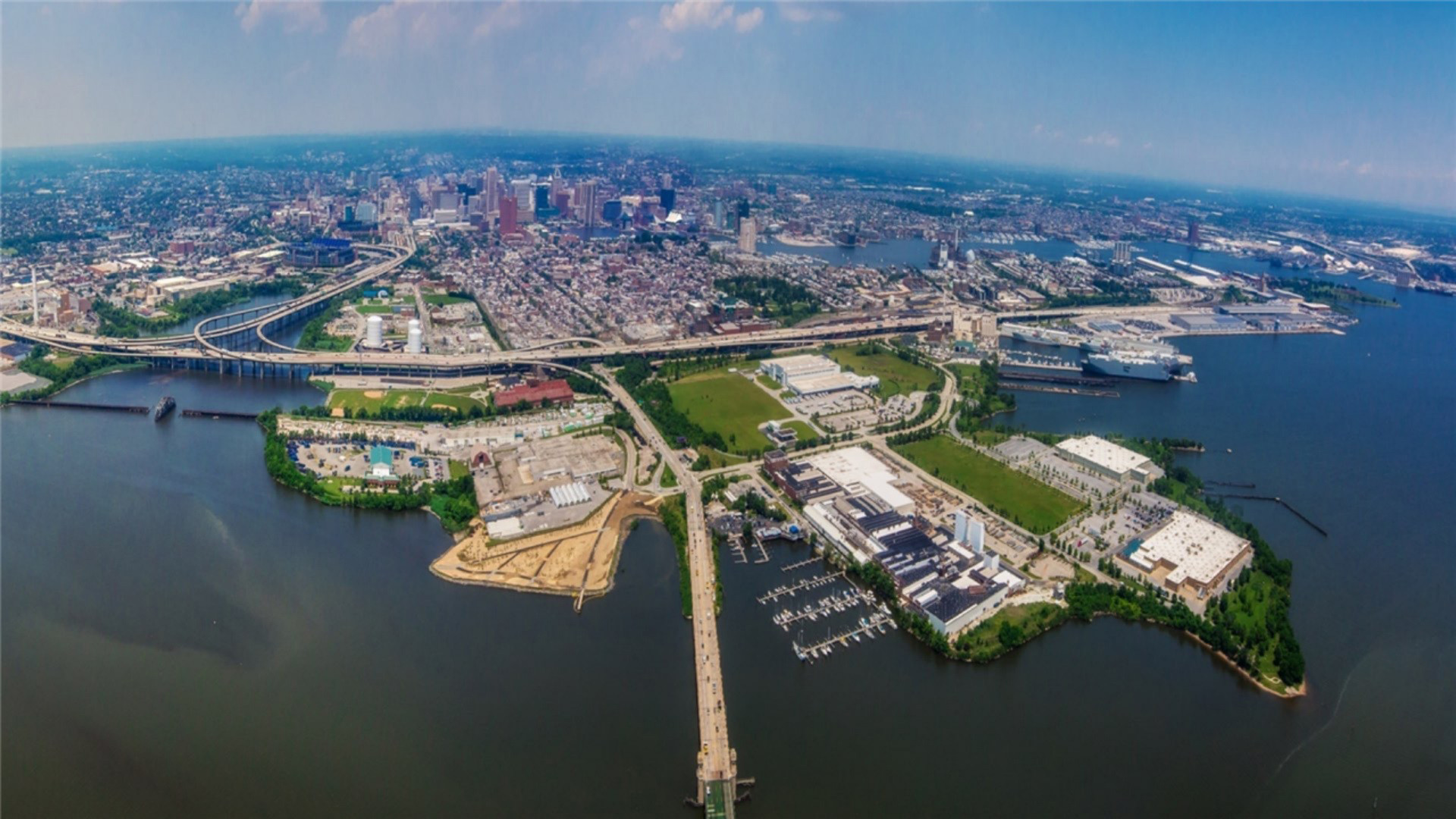 Port covington master plan coming up for review for Nick s fish house baltimore md