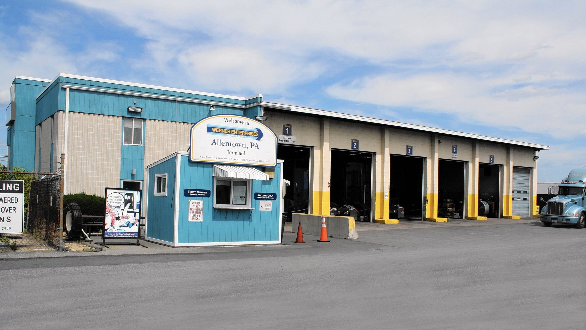 Trucking company plans move across lehigh valley lehigh valley business cycle