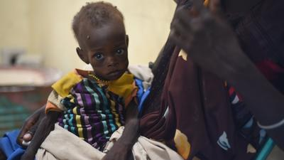 People are starving in East Africa -- again -- as the world looks away