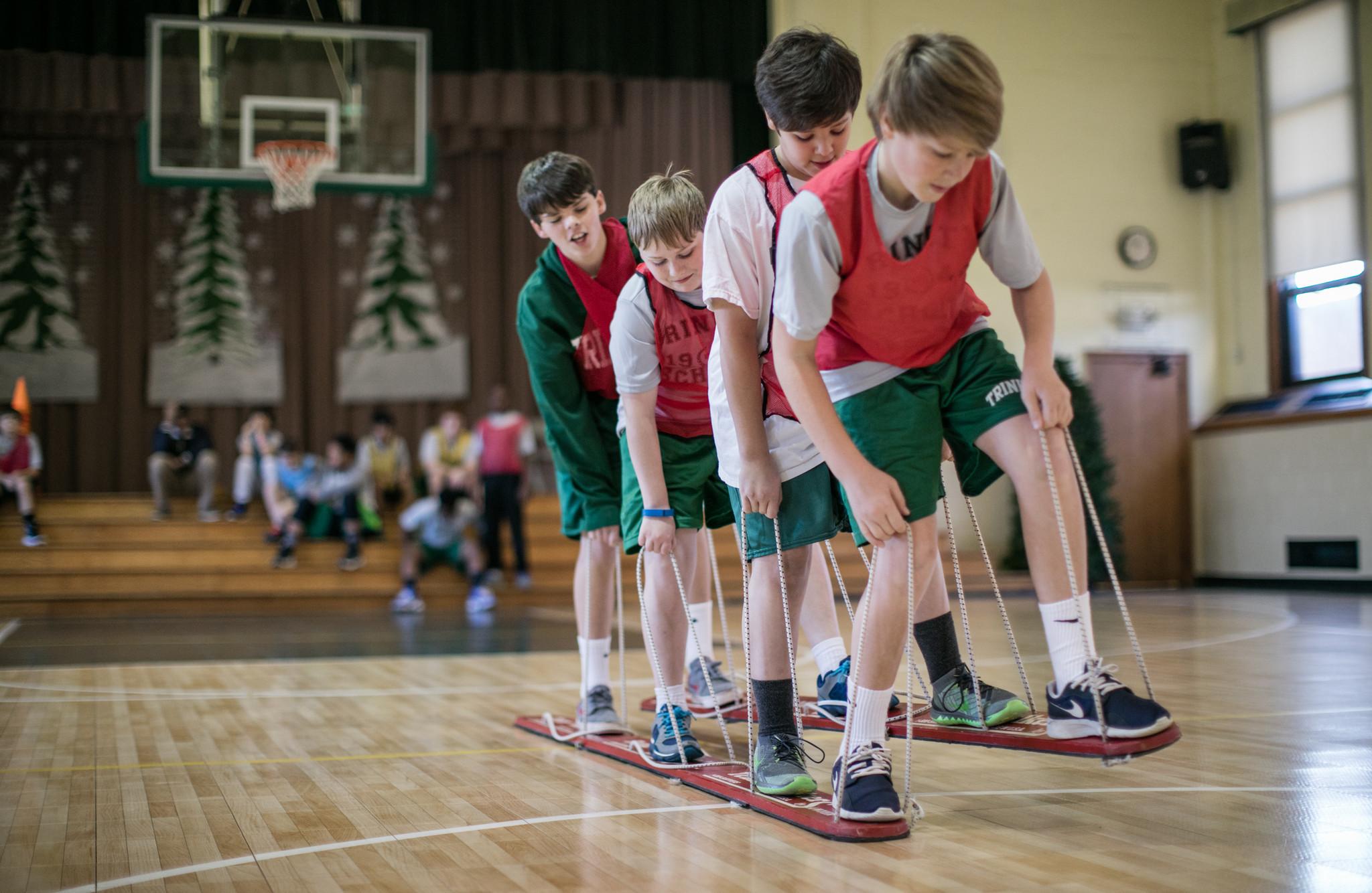 howard county teachers reimagine gym class howard county times