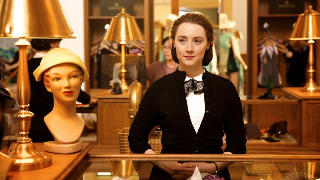 "Lead actress Oscar nominee Saorise Ronan appears in a scene from ""Brooklyn."" (Fox Searchlight)"