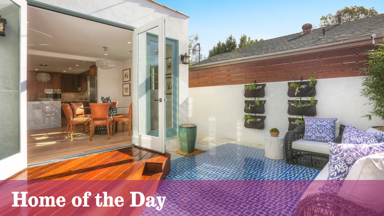 Home Of The Day Moroccan Notes And Spanish Style In