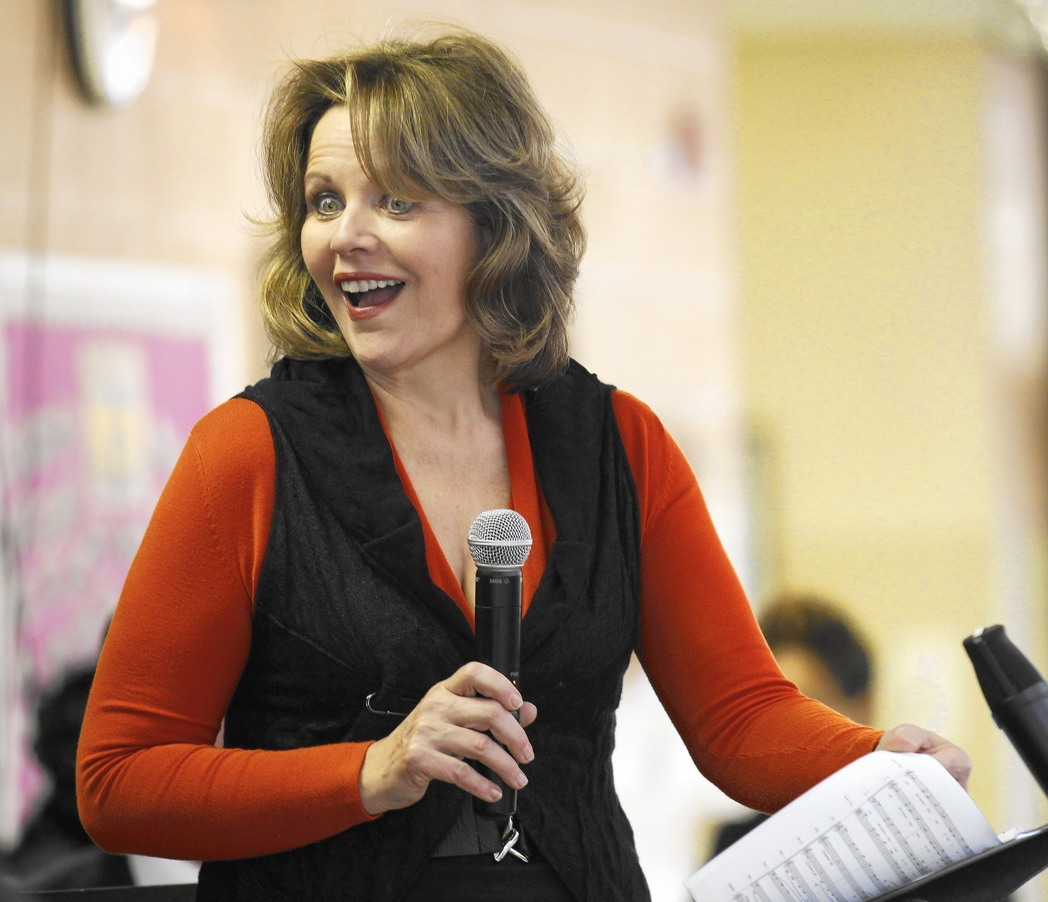 Renee fleming to helm chicago voices a new lyric opera initiative renee fleming to helm chicago voices a new lyric opera initiative chicago tribune stopboris Gallery