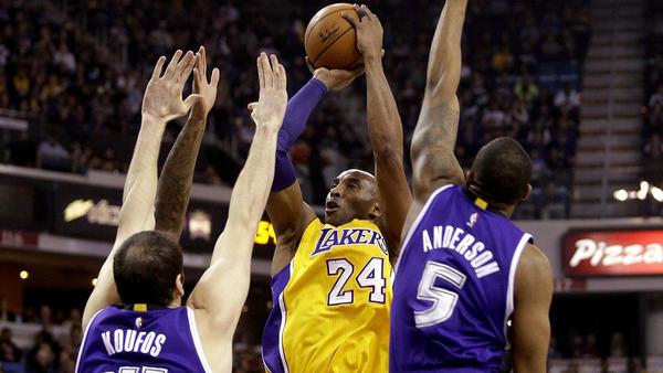 Lakers' Furious Rally Falls Short At Finish In Loss To ...