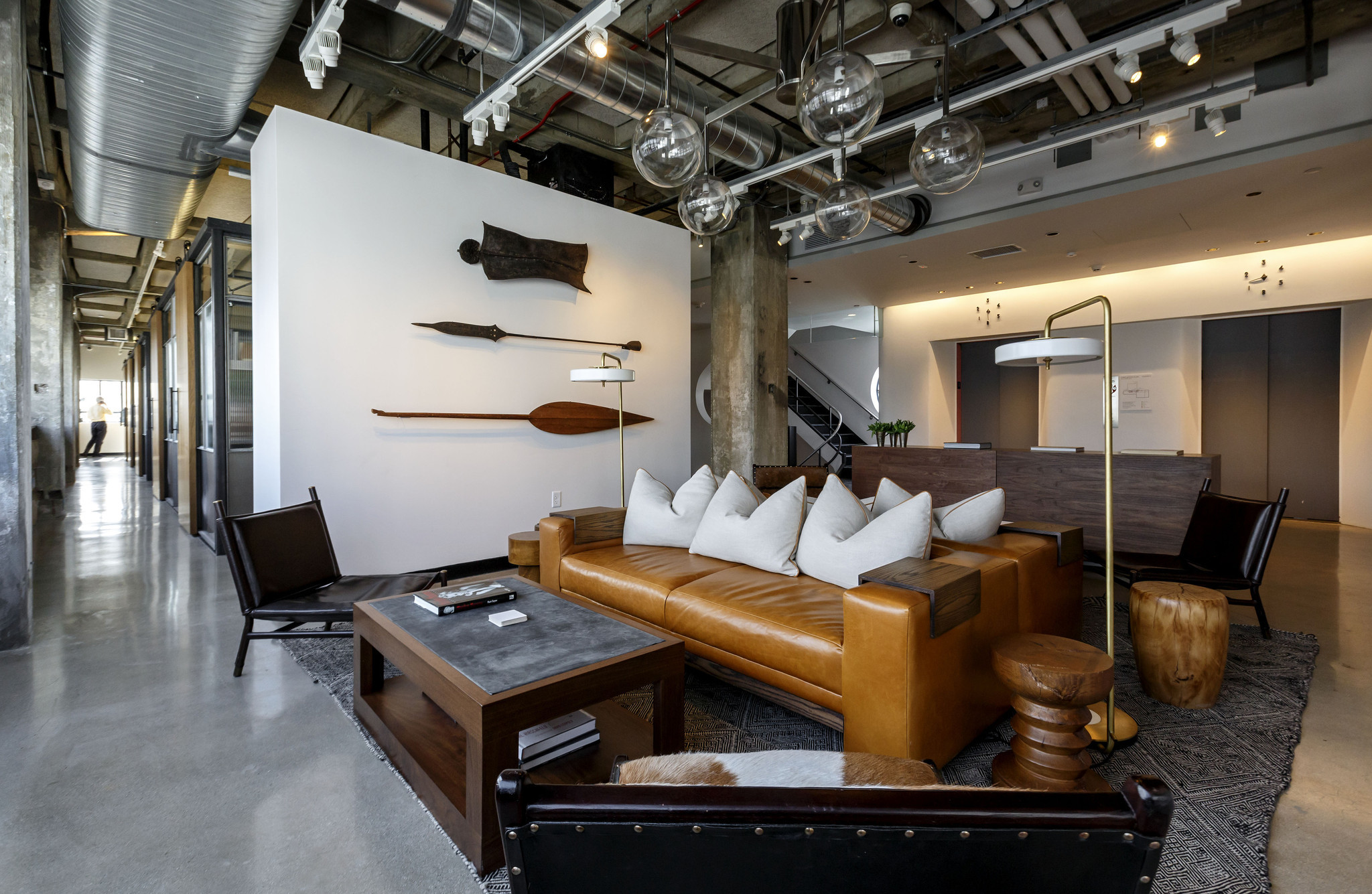 See How This 1930s Building In Hollywood Is Transformed Into The Workplace Of Future