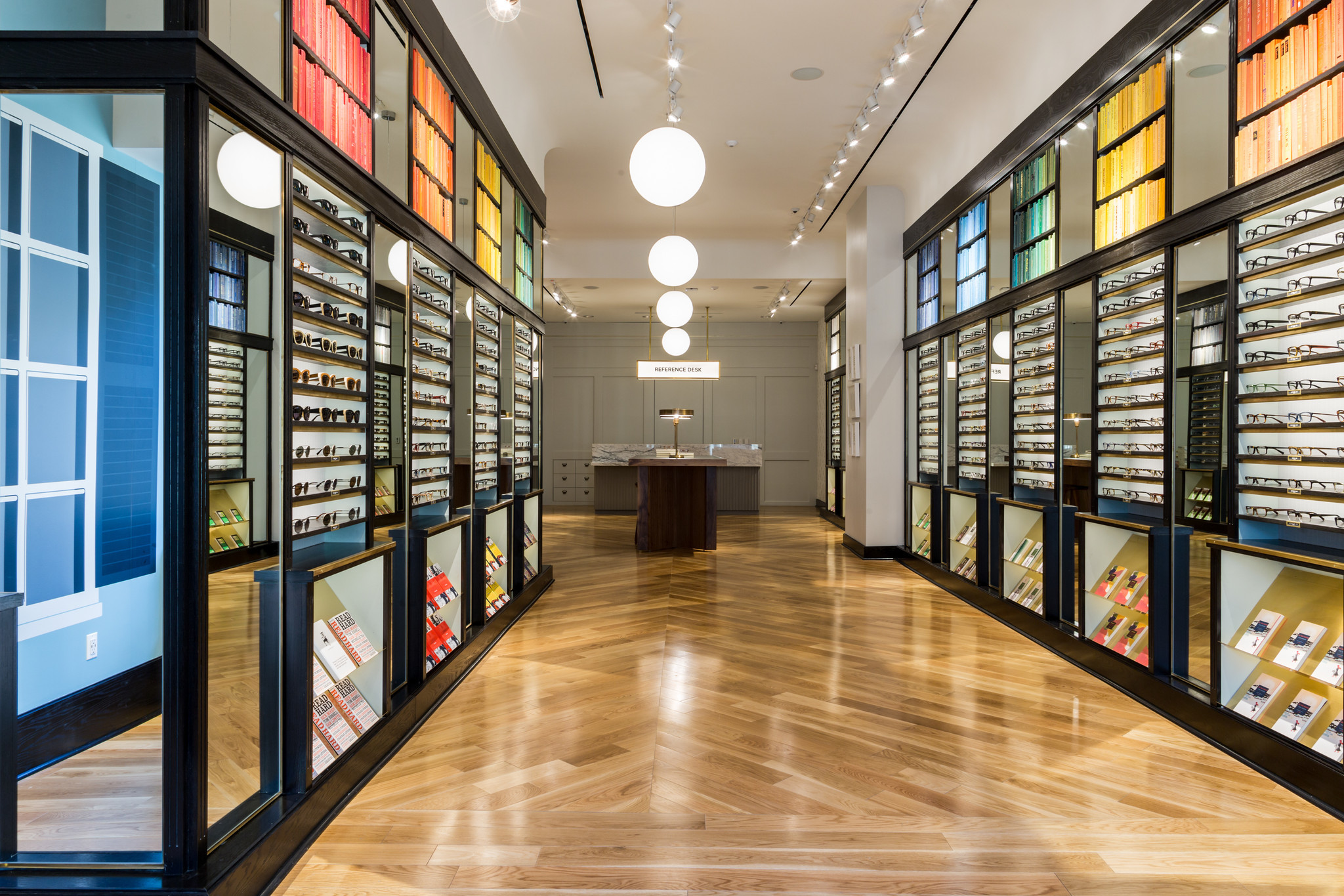 Image result for warby parker store