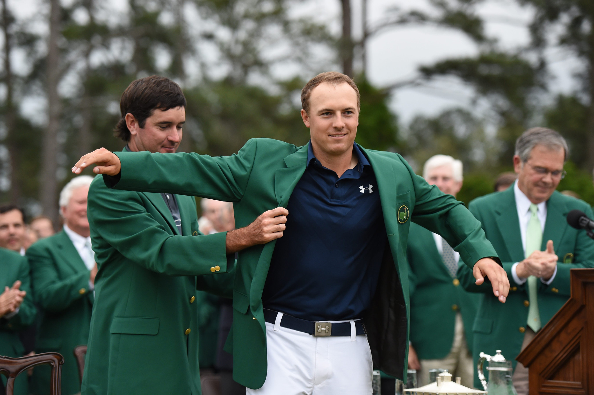 Donated Augusta National member green jacket nets thousands in ...
