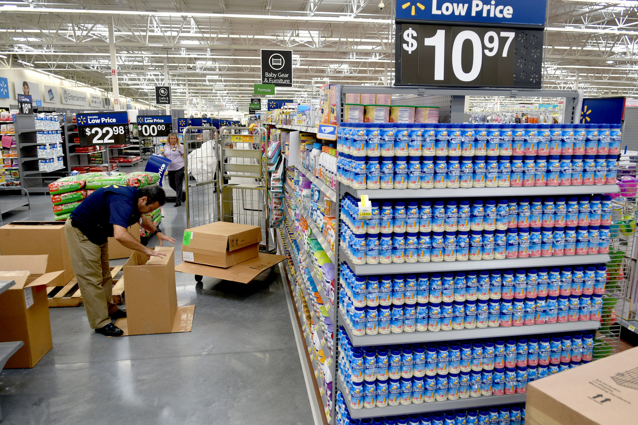 wal mart ready to open in fort lauderdale sun sentinel