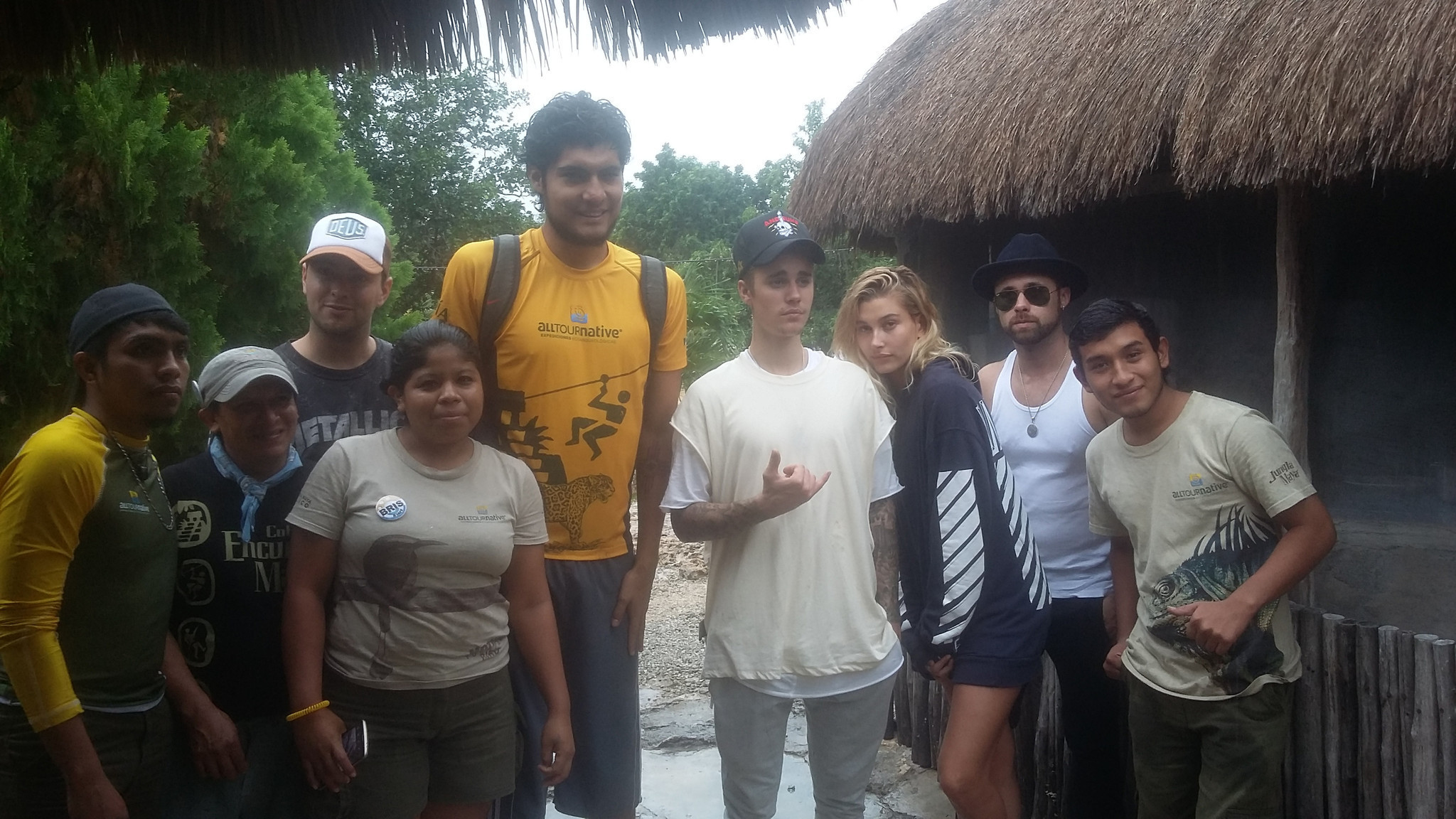 Singer Justin Bieber Asked To Leave Mexicos Tulum Ruin Site