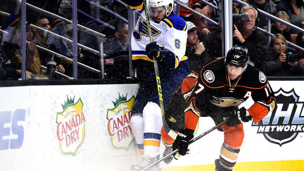 Ryan Kesler Sparks Ducks In 4-3 Shootout Victory Over St. Louis