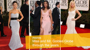 Miss and Mr. Golden Globe: Hollywood's offspring through the years