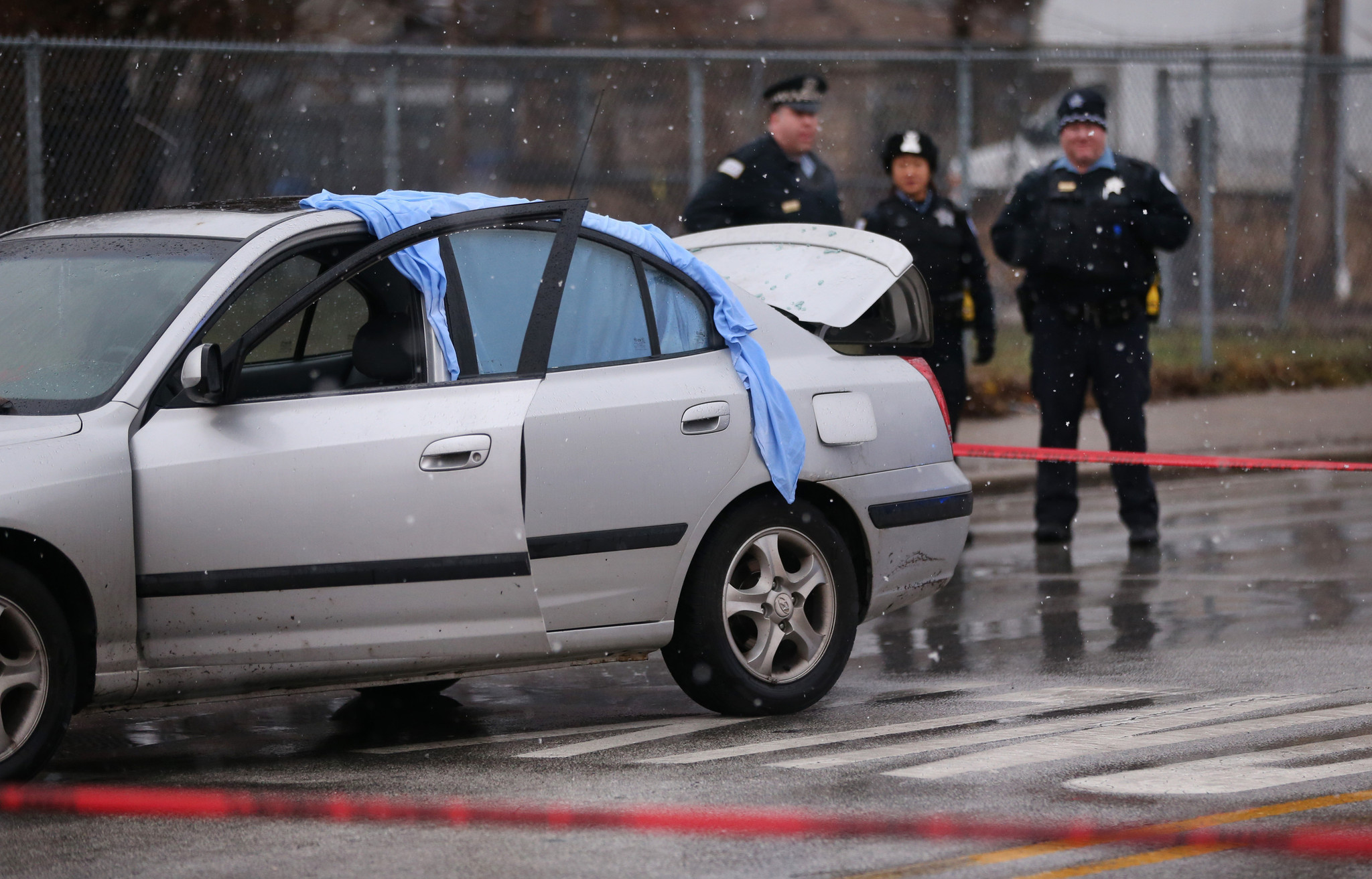 10 days into new year, more than 100 people shot in Chicago