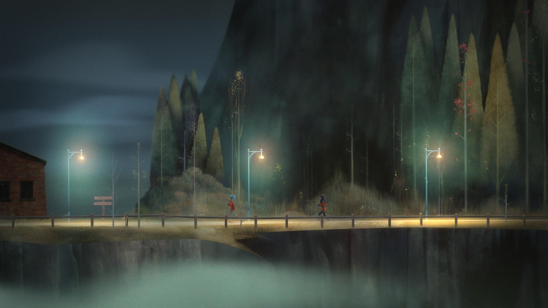 OXENFREE – PS4 Duyuru Videosu