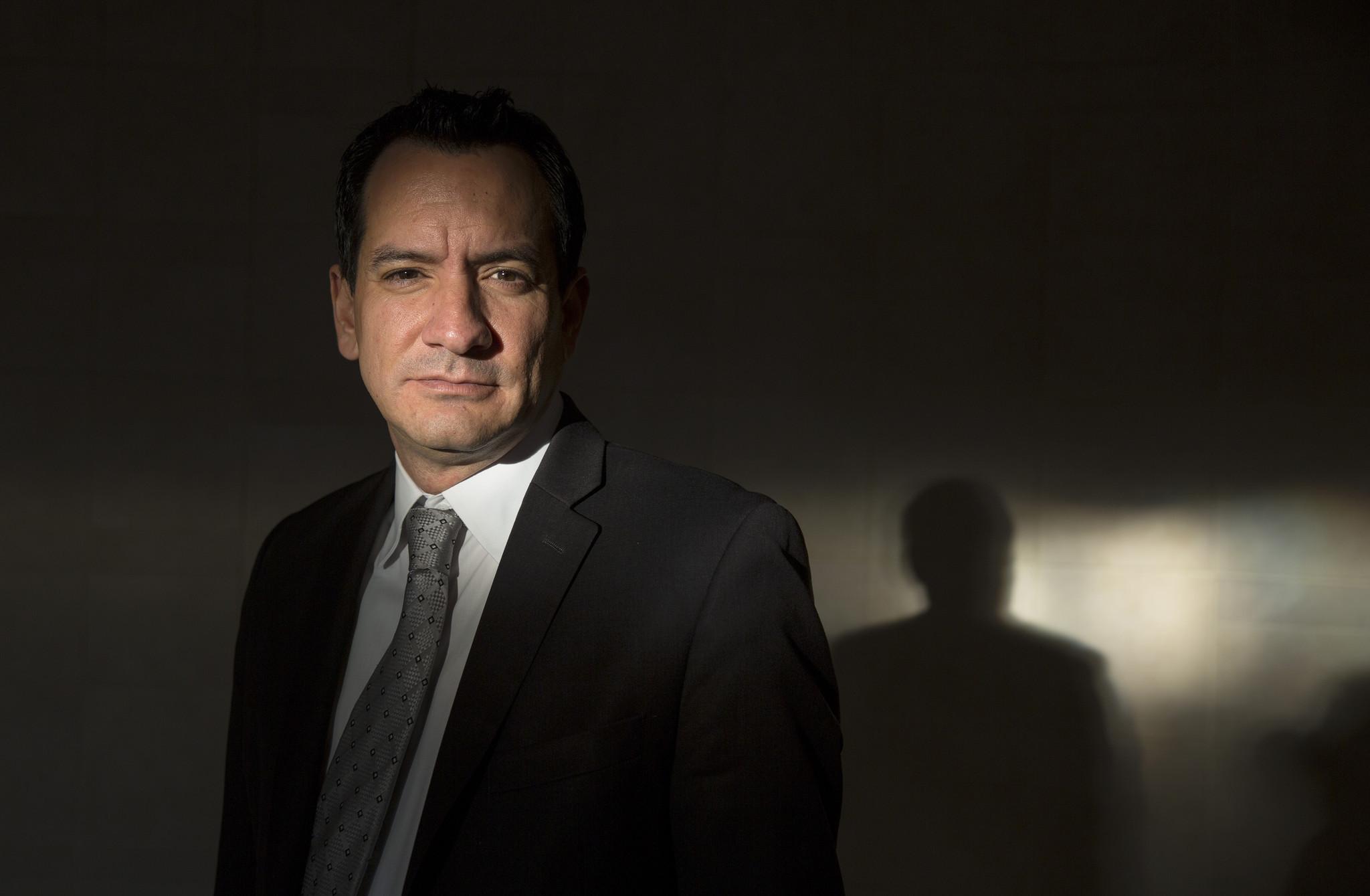 Assembly Speaker Anthony Rendon (Brian van der Brug / Los Angeles Times)
