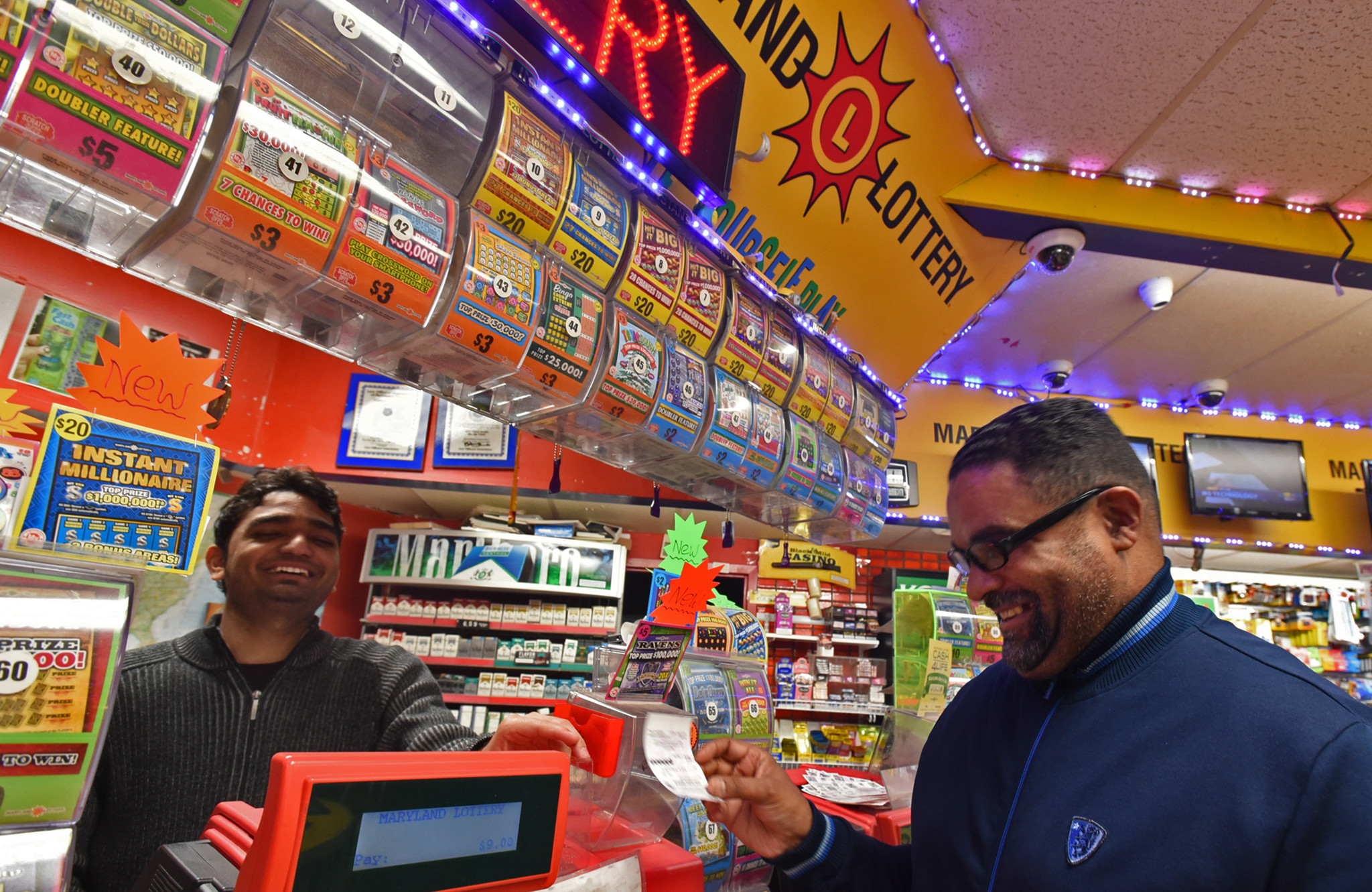 Statisticians Question Logic Of Buying Multiple Lottery