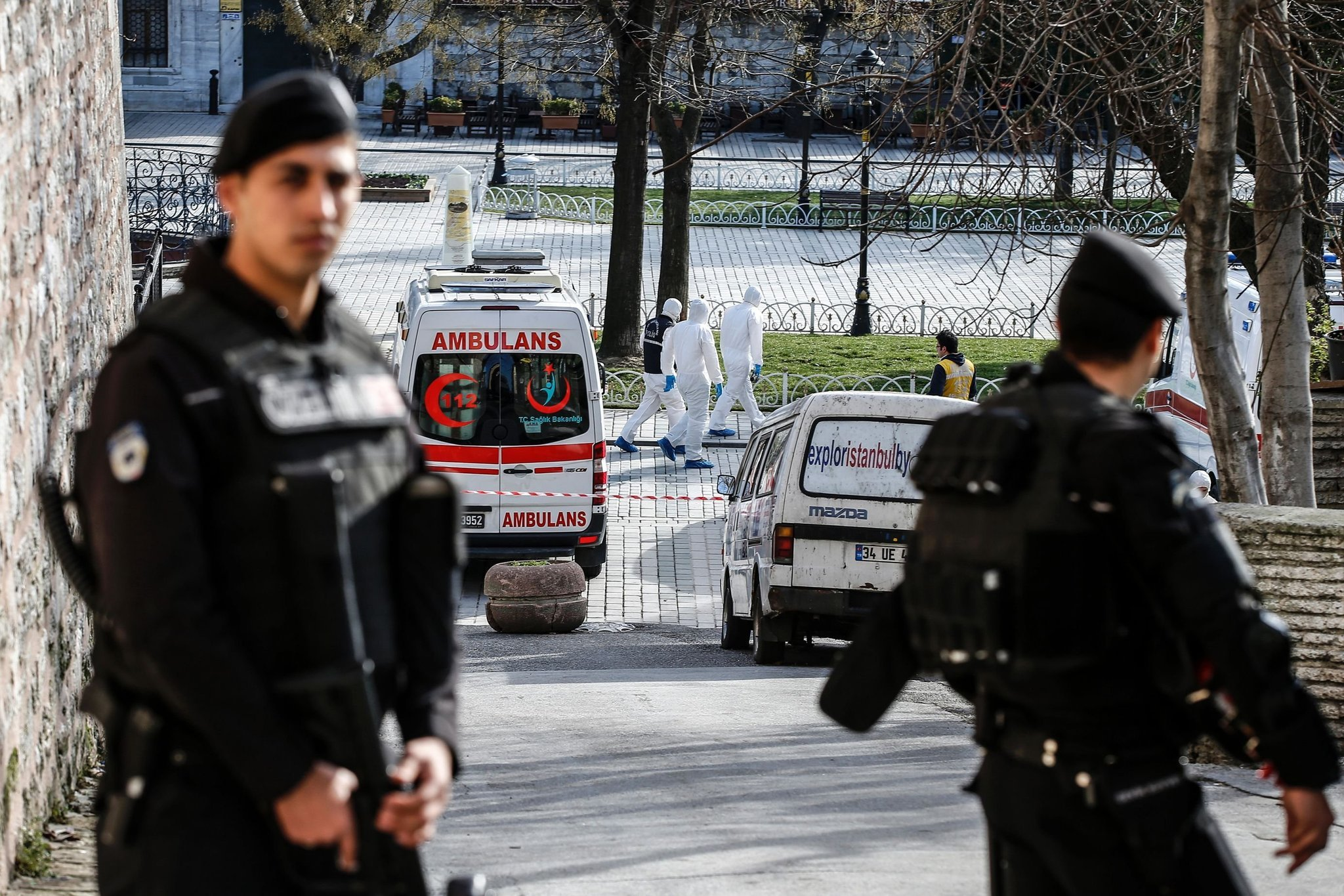 17 Syrians face charges over deadly Istanbul bombing, Turkey media says