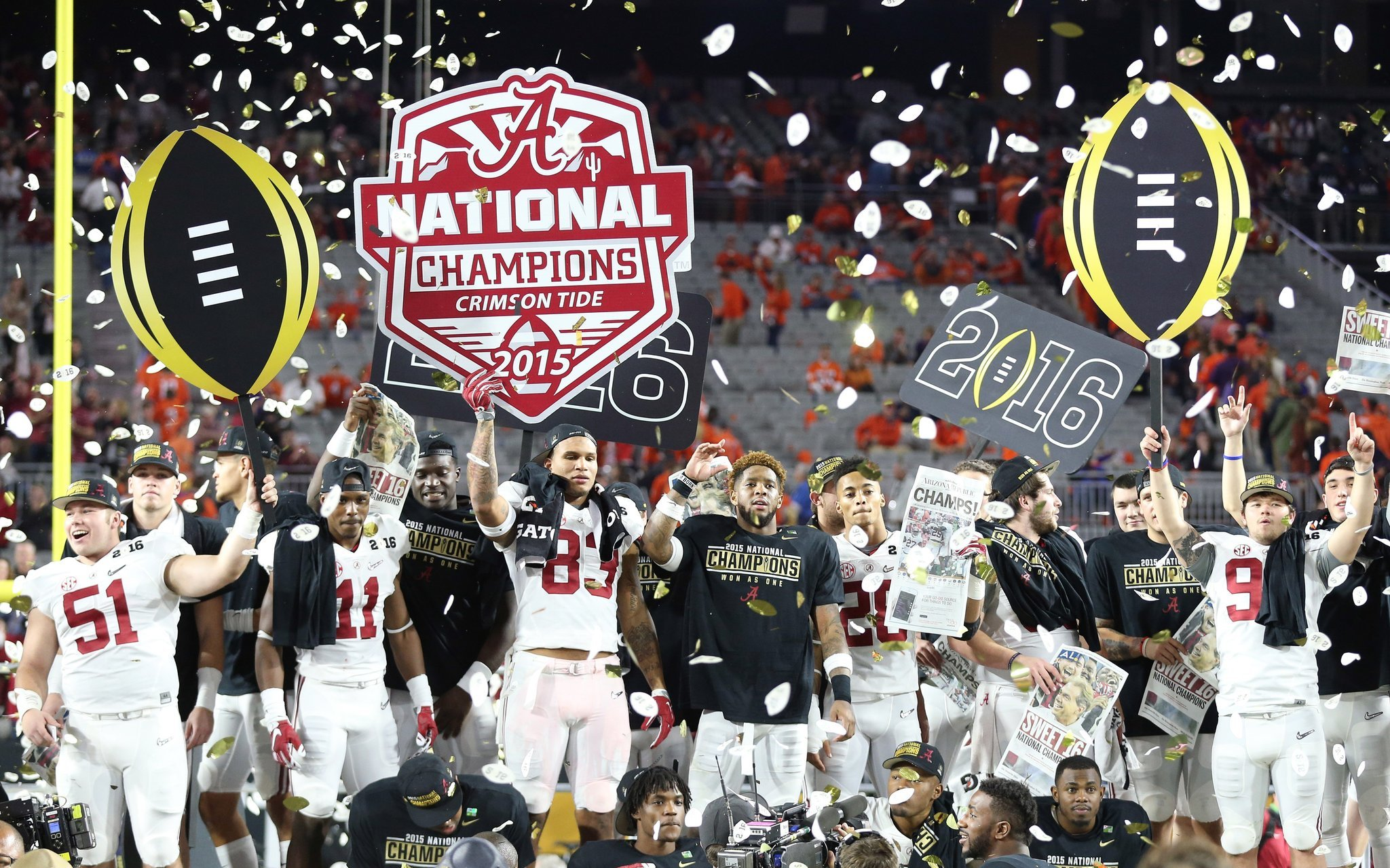 college championship game cbs sports alabama football