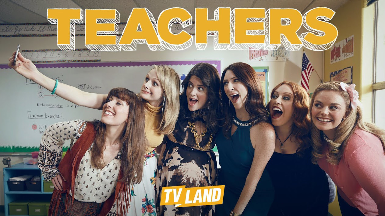Chicago improvisers the katydids to debut sitcom teachers for Tv land tv shows