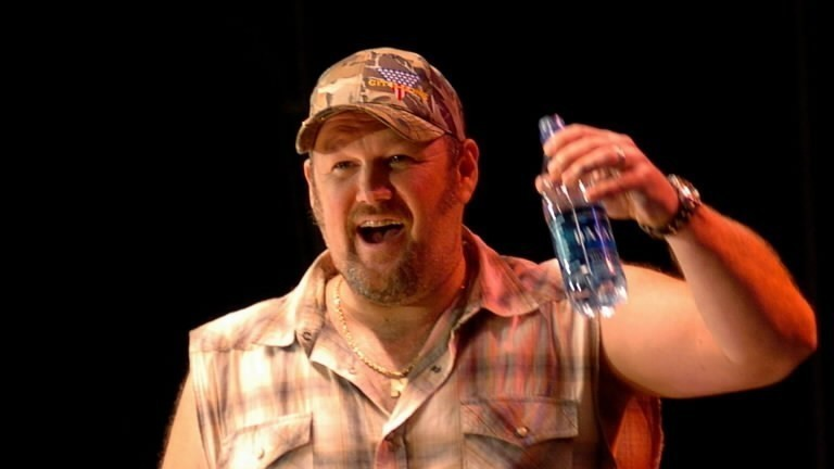 larry the cable guy movies