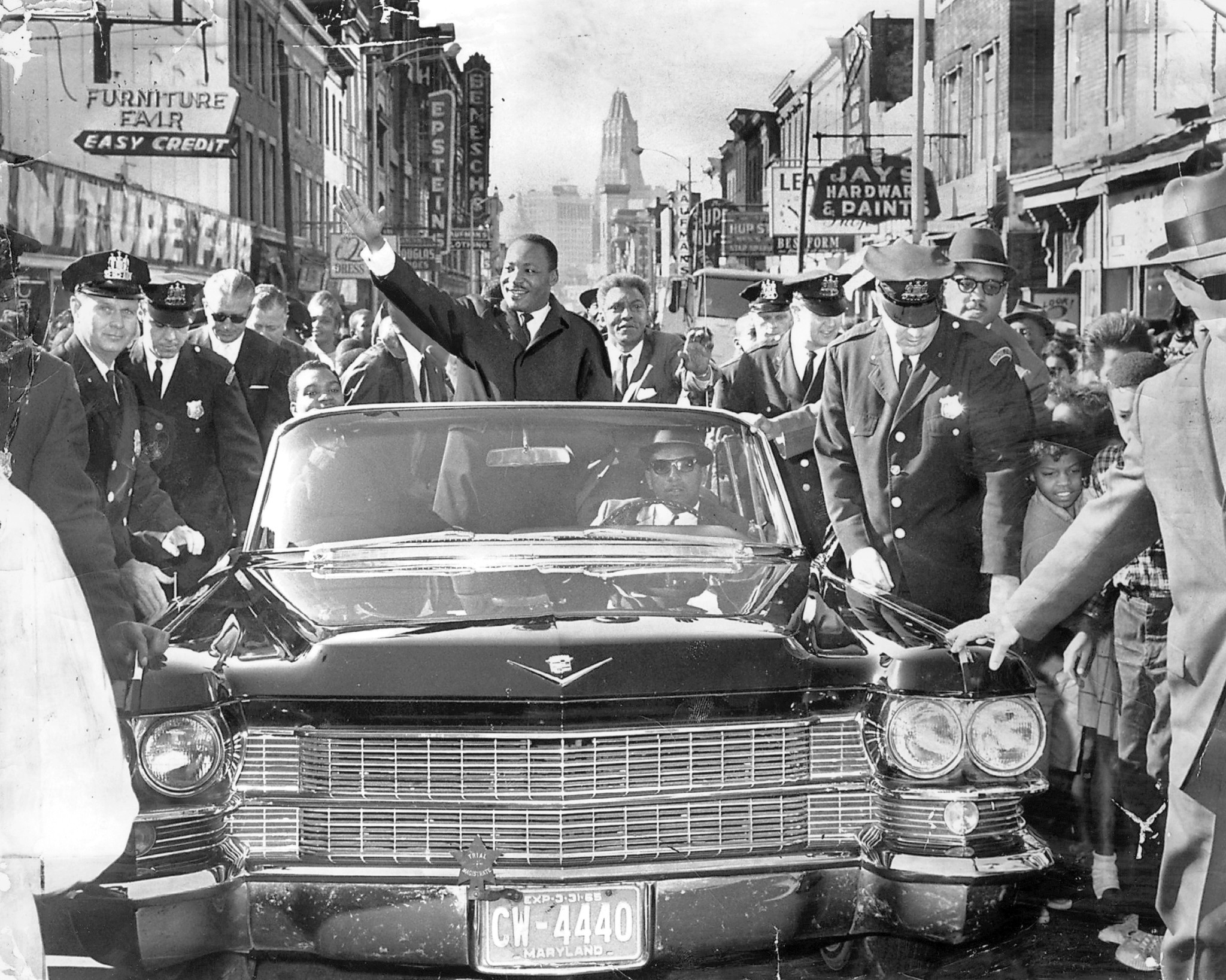 martin luther king jr day events in the baltimore area