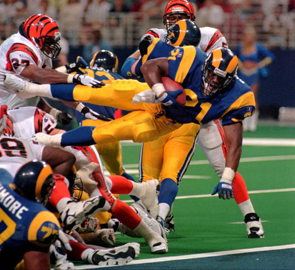 Lawrence Phillips' death offers reminder of Ravens GM Ozzie New…