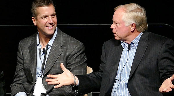 Buck Showalter, John Harbaugh talk leadership, rebounding from …