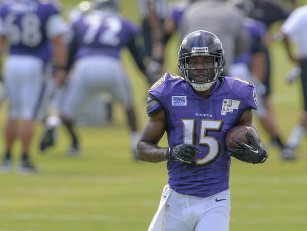 Former Raven LaQuan Williams' Super Bowl ring is up for auction