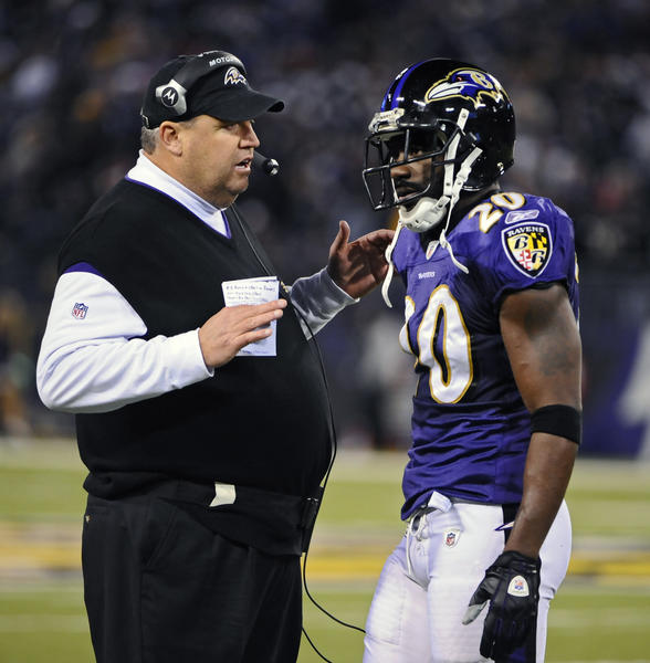 Former Raven Ed Reed hired as Bills assistant defensive backs c…
