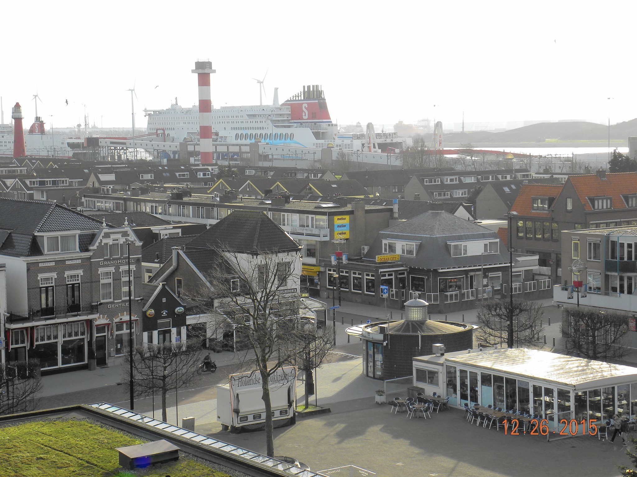 Holland's 'back door' opens visitors' eyes to another side of the country