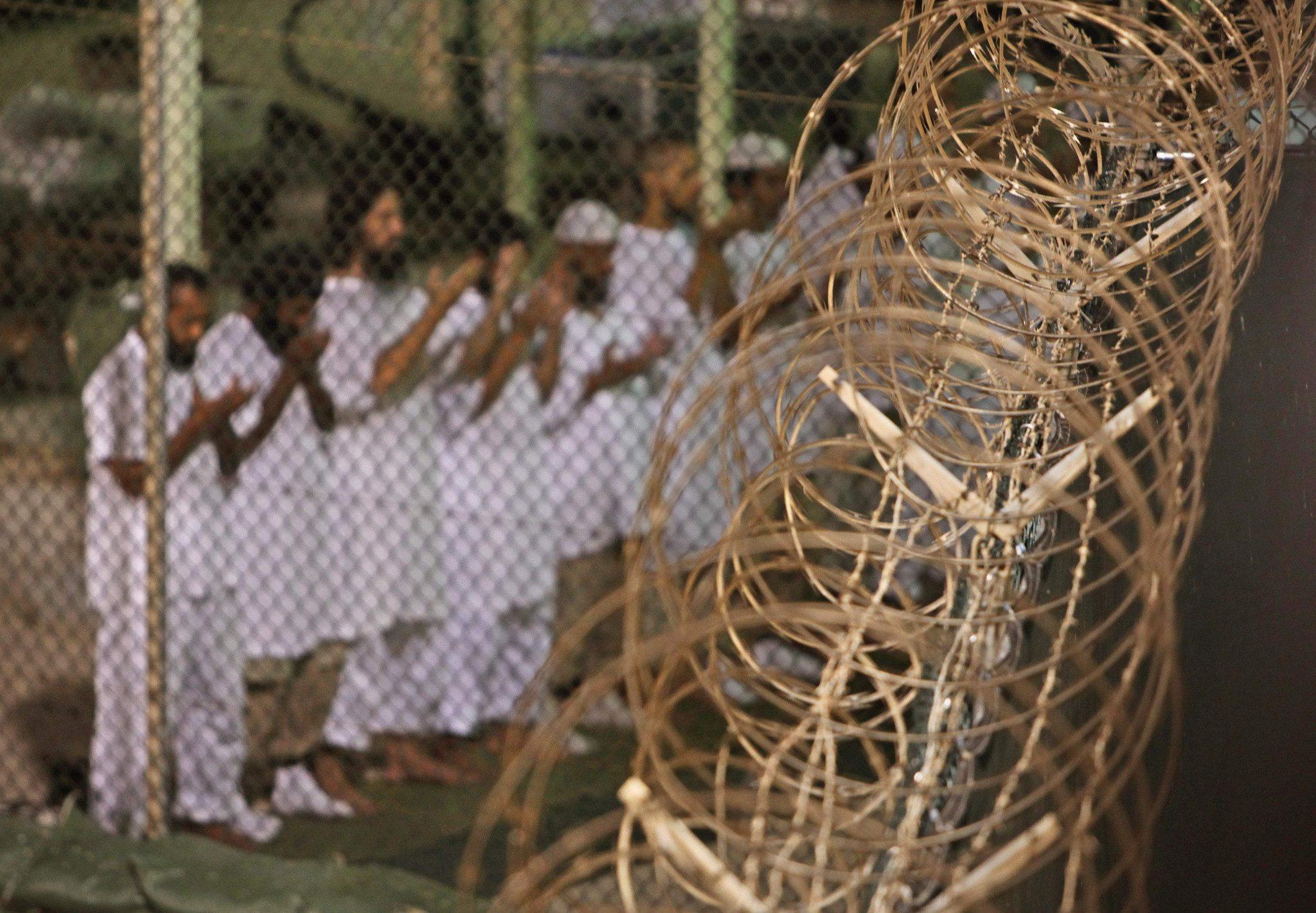 Fewer than 100 Guantanamo prisoners left as 10 leave to Oman