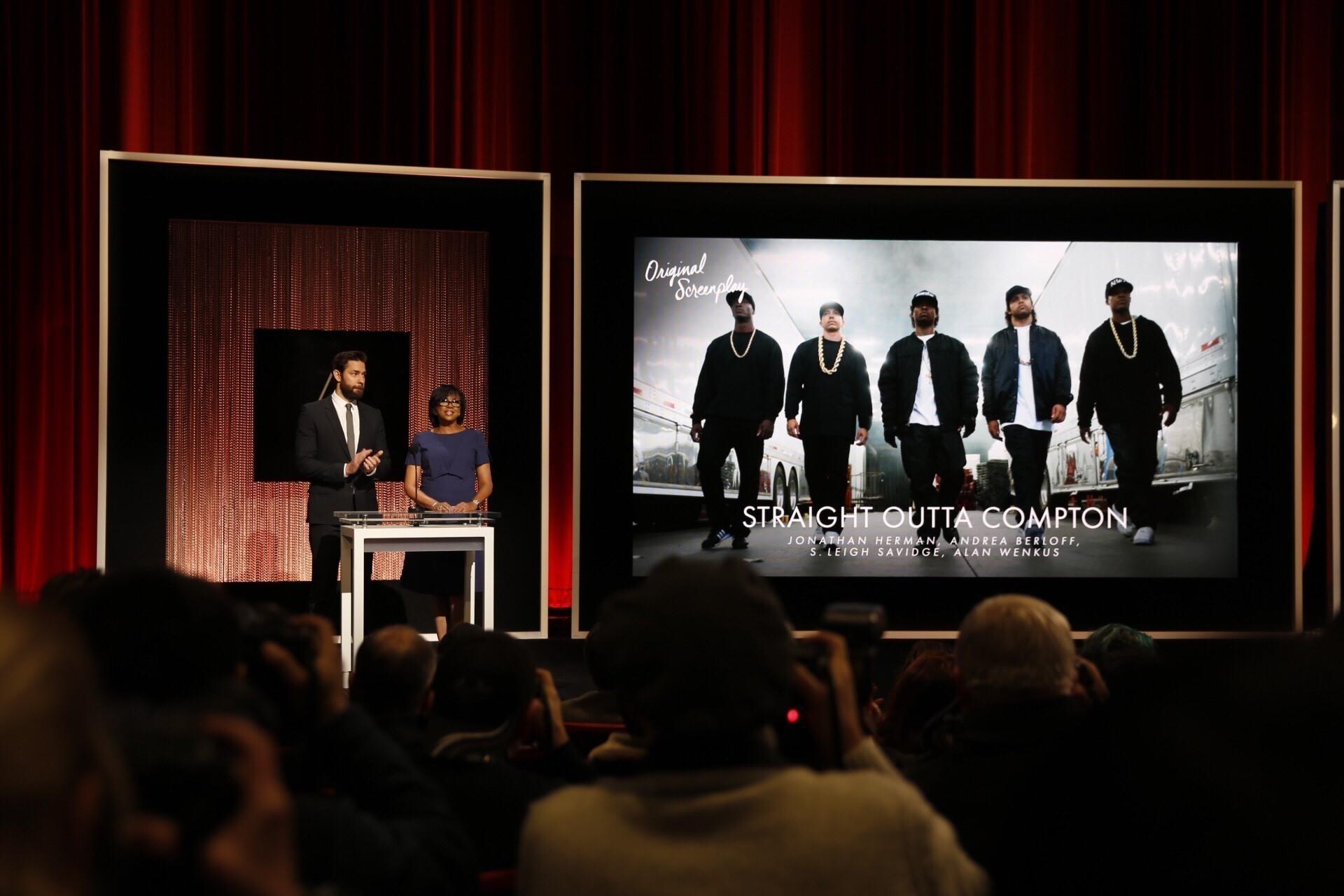 #OscarsSoWhite creator on Oscar noms: 'Don't tell me that ...
