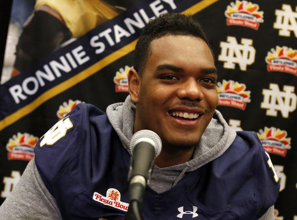 Mel Kiper Jr. has Ravens drafting a left tackle in first round