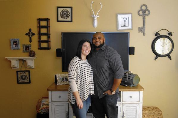 Ravens player Brandon Williams, fiancee find winning space in P…