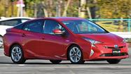 2016 Toyota Prius improves on style, handling and fuel economy