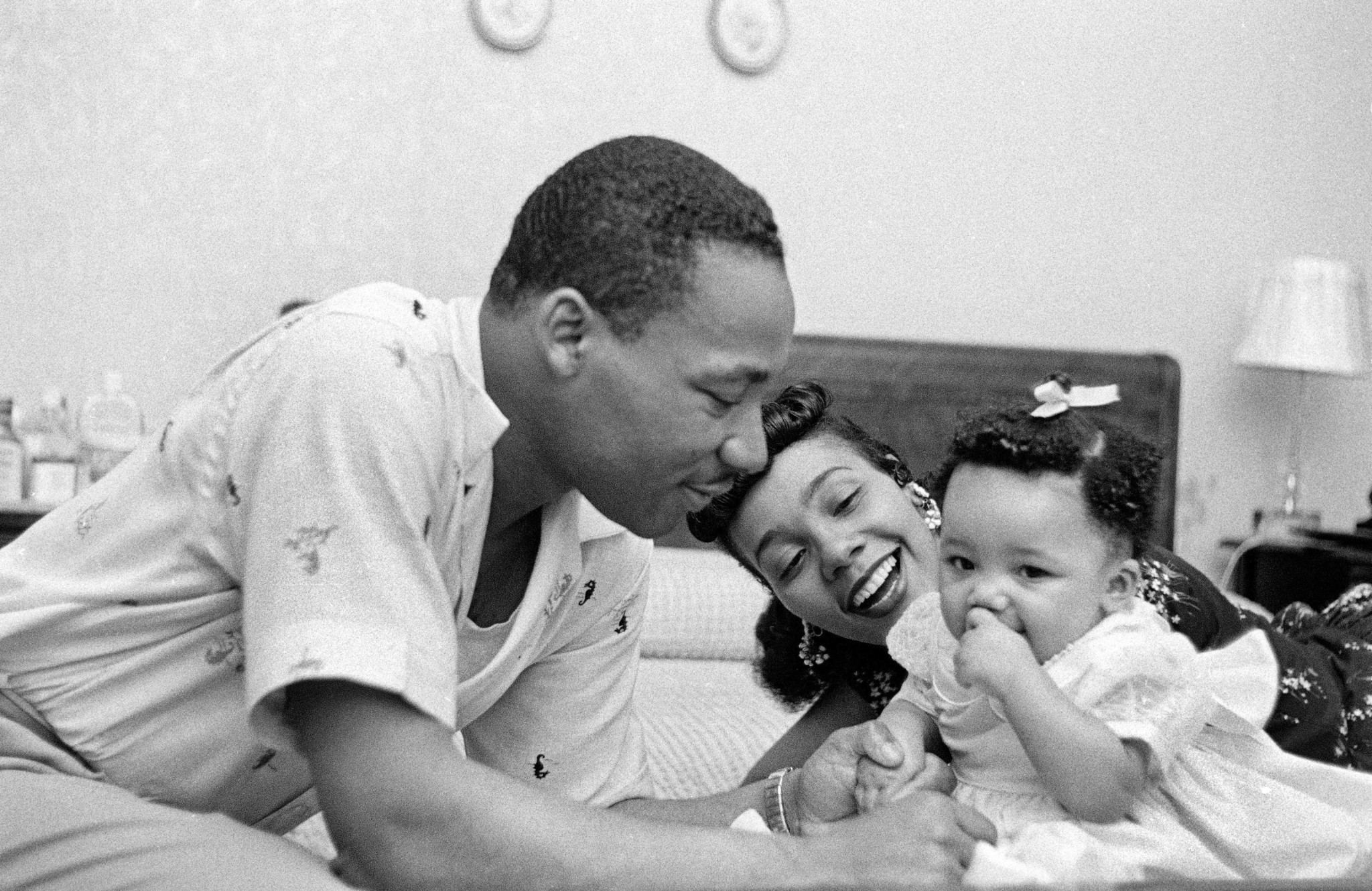 Martin Luther King Family 2014 A look back: Th...